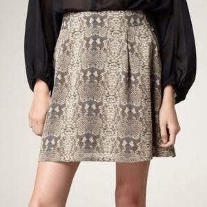 Marc Jacobs Snake skin skirt